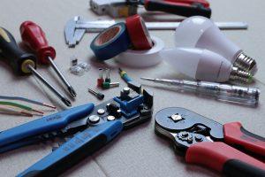 electricité-outils